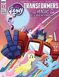 Read My Little Pony/Transformers II comic online