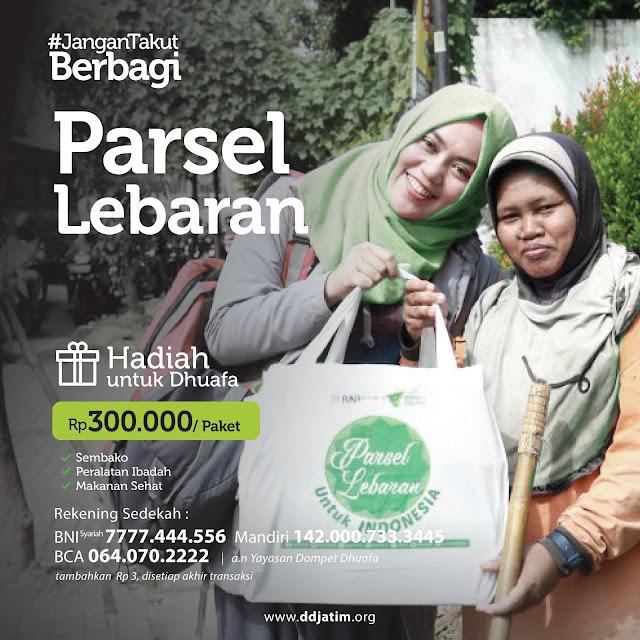 Ide-Parcel-Lebaran