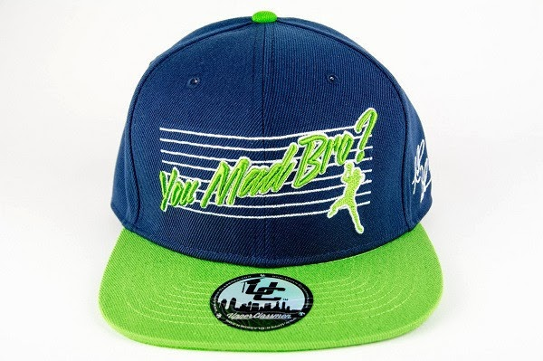 http://store.richardsherman25.com/products/you-mad-bro-snapback-cap-navy
