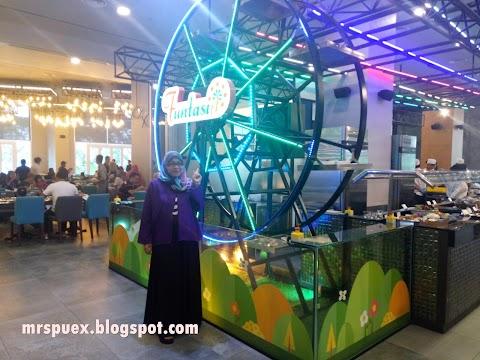 Jom Iftar Di Funtasia Hotel Bangi-Putrajaya