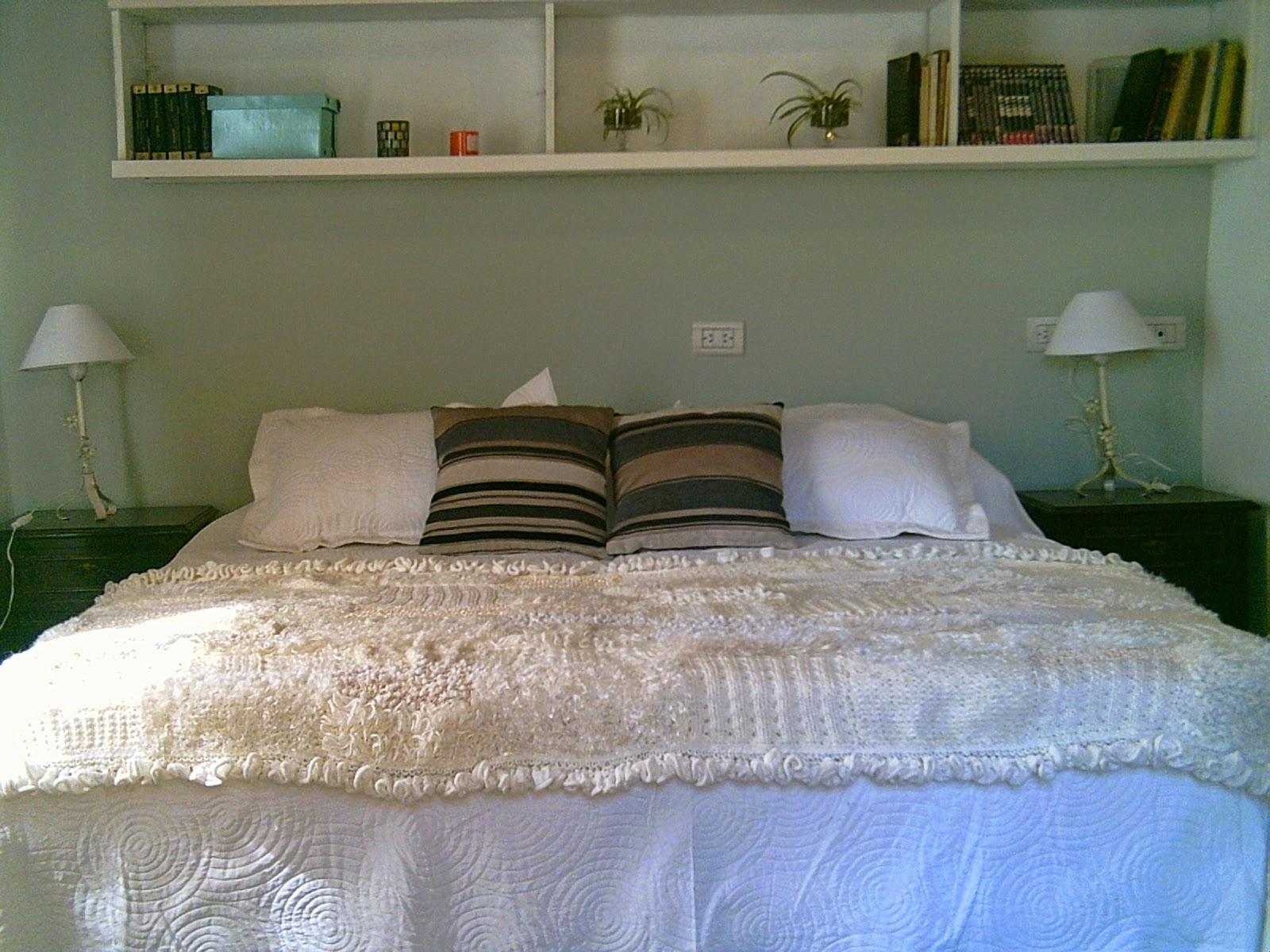 dormitorio con baño privdo