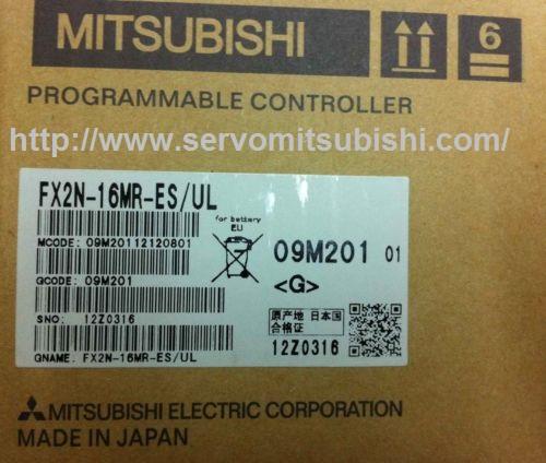 Bảng giá bán và tài liệu lập trình PLC Mitsubishi FX2N-16MR-ES/UL