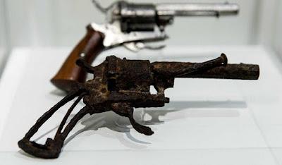 Σε δημοπρασία το ρεβόλβερ που σκότωσε τον Βαν Γκογκ