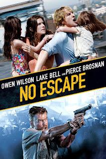 No Escape 2015 Dual Audio ORG 720p BluRay