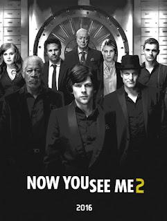 Rekomendasi Film Bagus Now You See Me 2