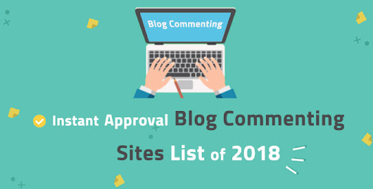 Instant Approval Blog Commenting Sites List 2018 - SEO Checker | Free SEO Backlinks List | SEO onpage & offpage Tips | Blogging Tips | Make Money
