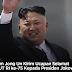 Kim Jong Un Ucapkan Selamat Pada 17 Agustus ke Presiden RI,  dalam rangka HUT Kemerdekaan RI ke-75.