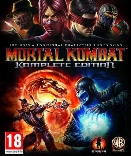 Download mortal kombat Komplete Edition (2013) for pc