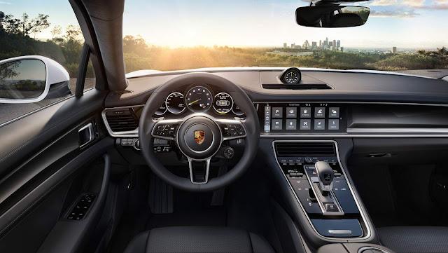 Porsche Panamera 4 E-Híbrido