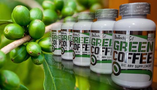 зелено кафе цена