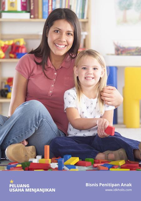 Peluang Usaha Penitipan Anak