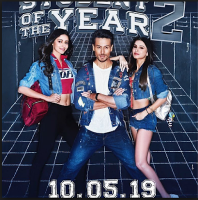 Student Of The Year 2 Full Movie Download in 480p