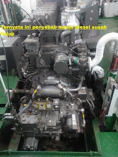 Inilah Faktor Penyebab Kenapa Mesin Diesel Susah Hidup