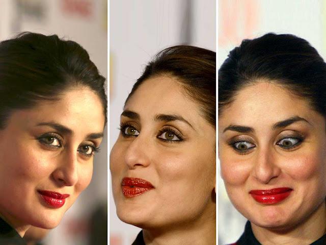 Fantastic HD Photos of Kareena Kapoor Khan in Red Dress at 58th Idea Filmfare Awards