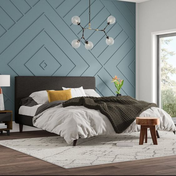 Bedroom Wall Decoration With Photos