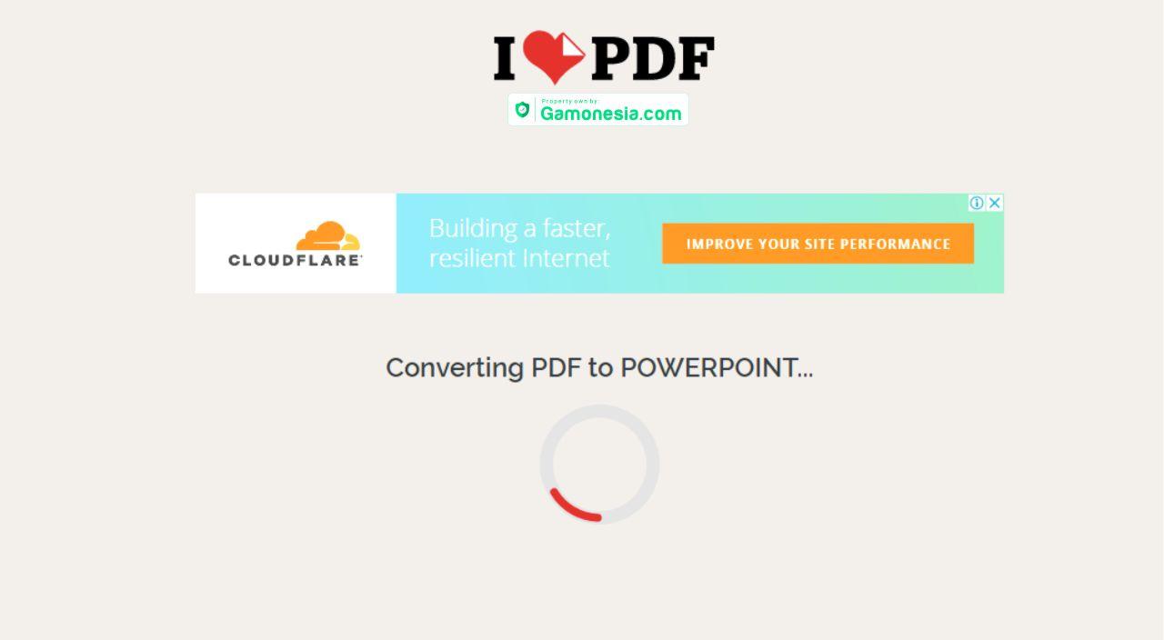 cara download ppt di slideshare yang disable