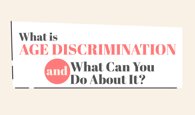 Age discrimination and how it can be reduced