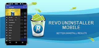 تطبيق Using Revo Uninstaller