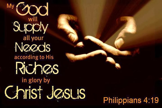 Image result for Philippians 4:19