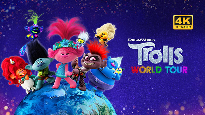 Trolls World Tour (2020) 4K UHD 2160p Latino-Ingles