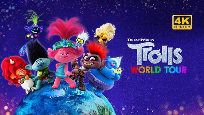 Trolls World Tour (2020) 4K UHD 2160p Latino-Ingles