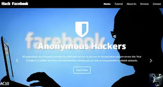Cara Hack Facebook Online Menggunakan Hyper-Cracker dan Forgot Password