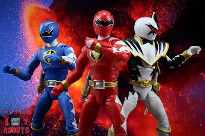 Power Rangers Lightning Collection Dino Thunder Blue Ranger 51
