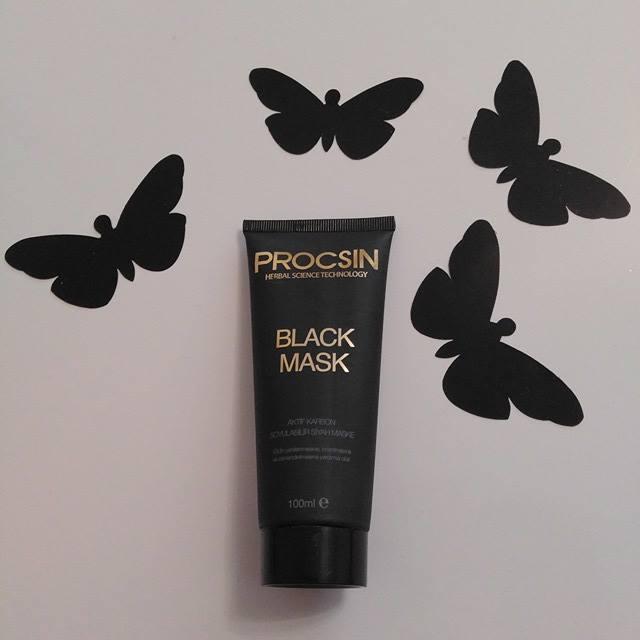 Procsin Siyah Maske Kullanımı