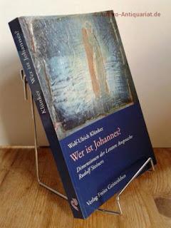 Wolf-Ulrich Klünker: Wer ist Johannes?
