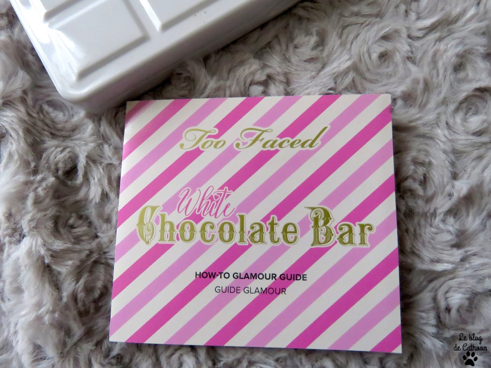 White Chocolate Bar Too Faced