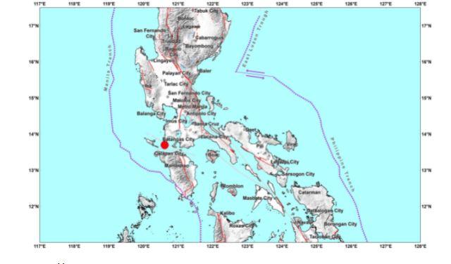 Magnitude 6.7 earthquake shakes Luzon, Metro Manila on July 24, 2021