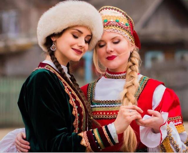 أكبر 7 مجموعات عرقية في روسية