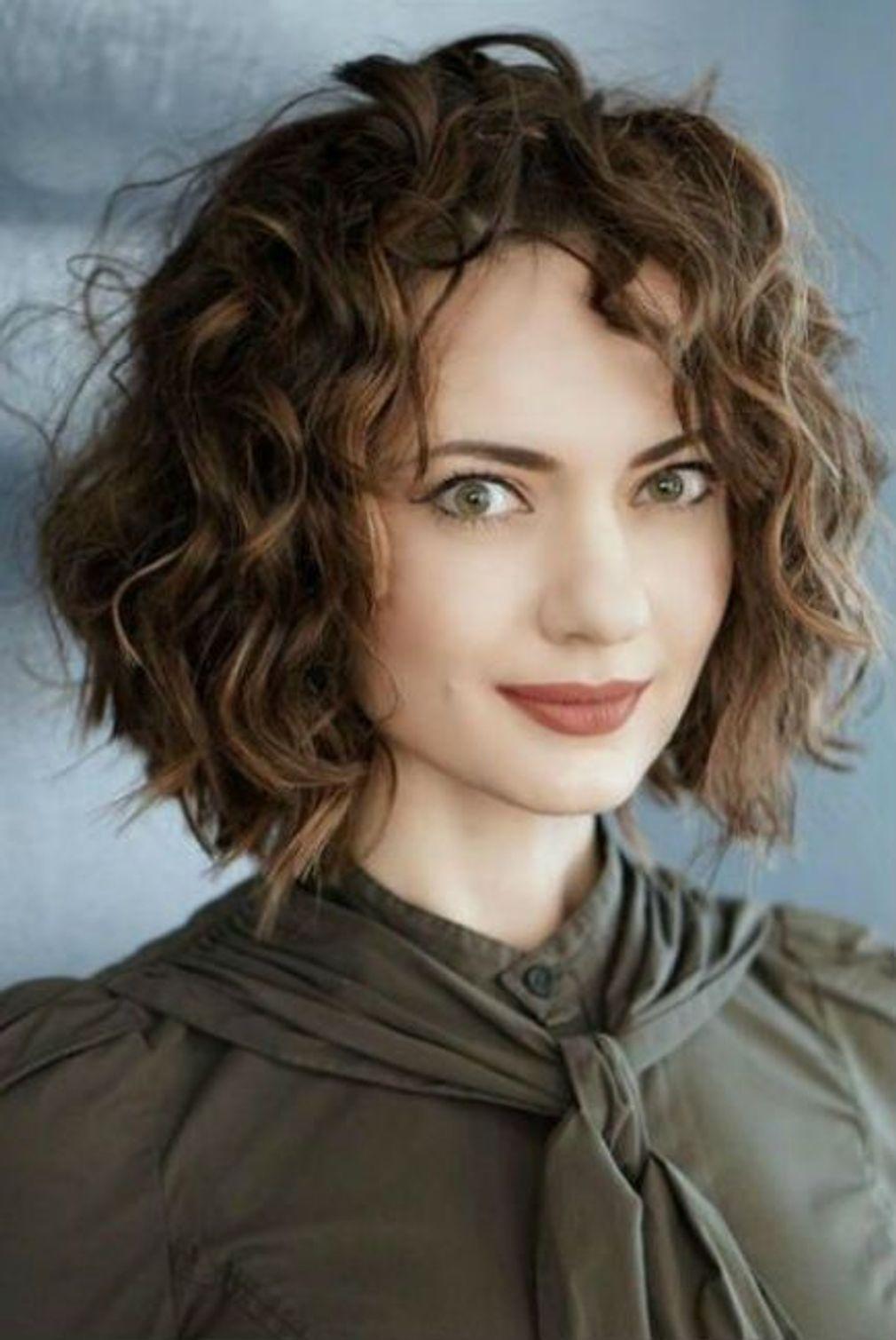 La moda en tu cabello: Cortes de pelo rizado 2020