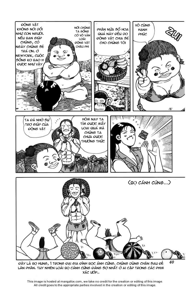 Chúa rừng Ta-chan chapter 21 trang 7