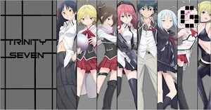Trinity Seven (Episode 01 - 12) Batch Subtitle Indonesia