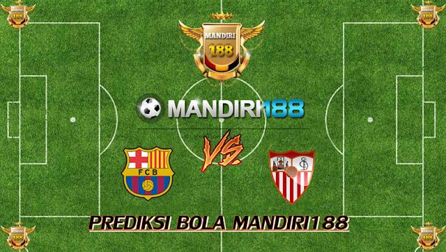 AGEN BOLA - Prediksi Barcelona vs Sevilla 5 November 2017