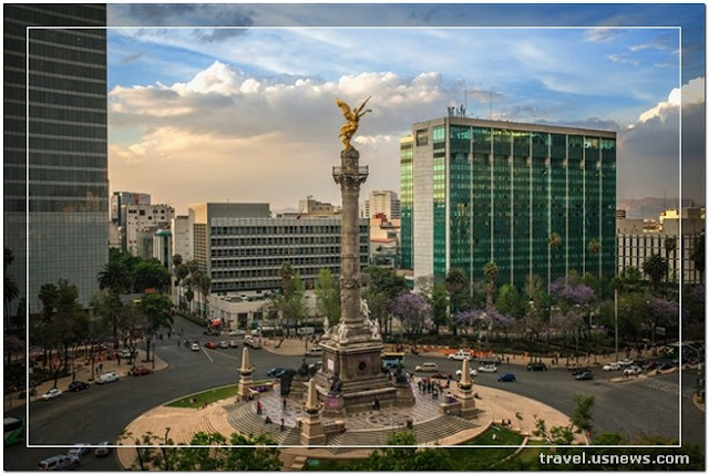 Mexico City - Top 7 Best Places to Travel in Mexico at Least Once in Your Life Time