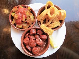 recettes de tapas, d'apéro espagnols