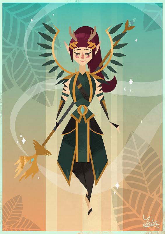 Efnyea the Healer