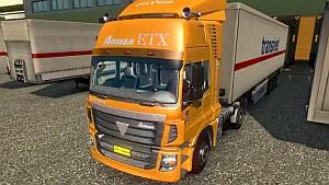 Thaco Foton Truck mod by Thalken
