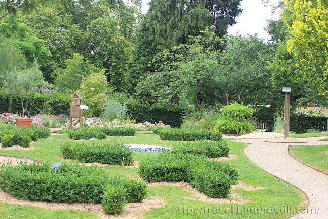 Jean Chalon Jardin Places to visit in Namur