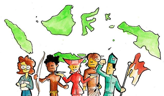 Kebudayaan daerah merupakan akar dari kebudayaan nasional