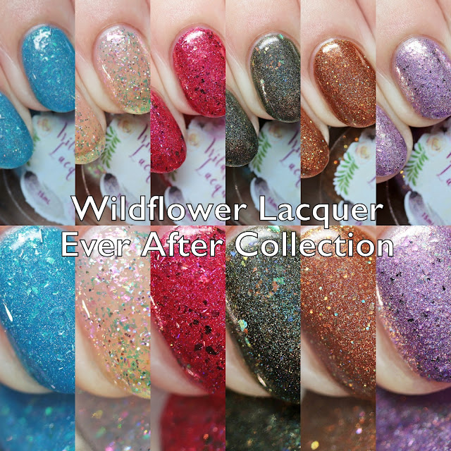 Wildflower Lacquer Ever After Collection