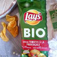 Blog Bejiines - Degusta box : Lay's bio