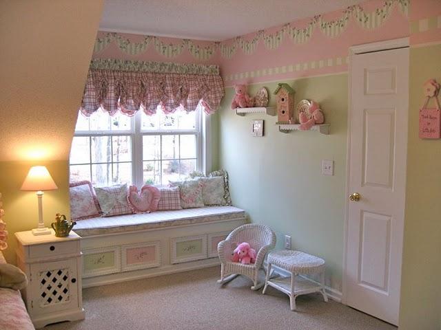 Casa de boneca decor quartos femininos decorados for Master arredamento interni