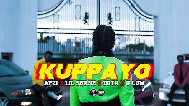 Adeesha Beats - Kuppayo Ft. Apzi, Lil Shane, Dota & U-LoW