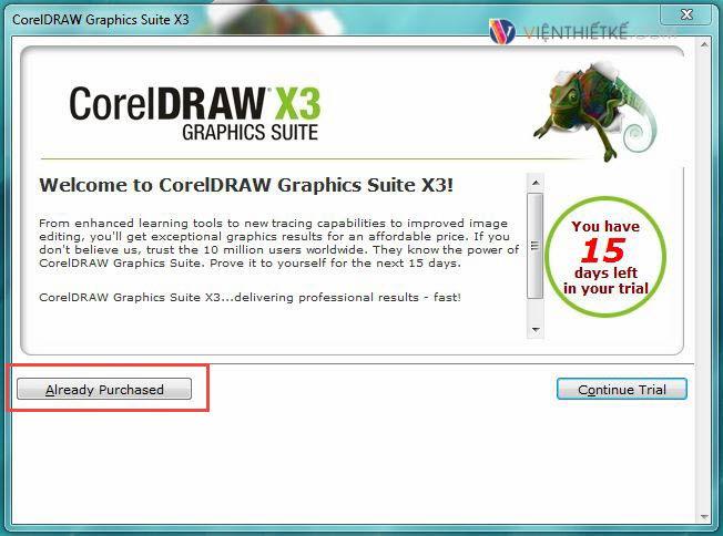 Tải CorelDRAW X3 (13) Full Crack | Thiết Kế Đồ Họa Vector