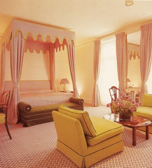 Old hollywood bedrooms fleur de londres for Interior design bedroom pink