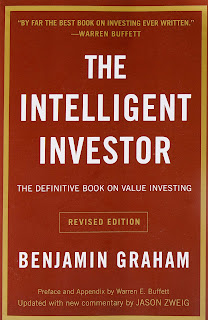 The Intelligent Investor: The Definitive Book on Value Investing. A Book of Practical Counsel (Revised Edition) (2006, Originally published: 1949) by Benjamin Graham, Jason Zweig, Warren E. Buffett