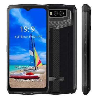 Menjajal Spesifikasi Blackview BV9100 yang Menjadi Smartphone Baterai Berkapasitas Terbesar di Dunia
